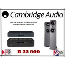 Cambridge Audio Stereo pack 4