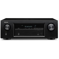 Denon AVRX550BT AV Receiver (Black)