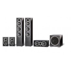 ELAC F5 speakers package