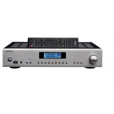 Rotel A12 Integrated Amp V2 (Silver)
